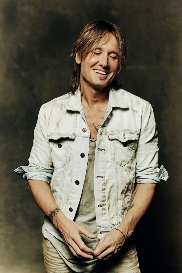 Keith Urban by Jeremy Cowart