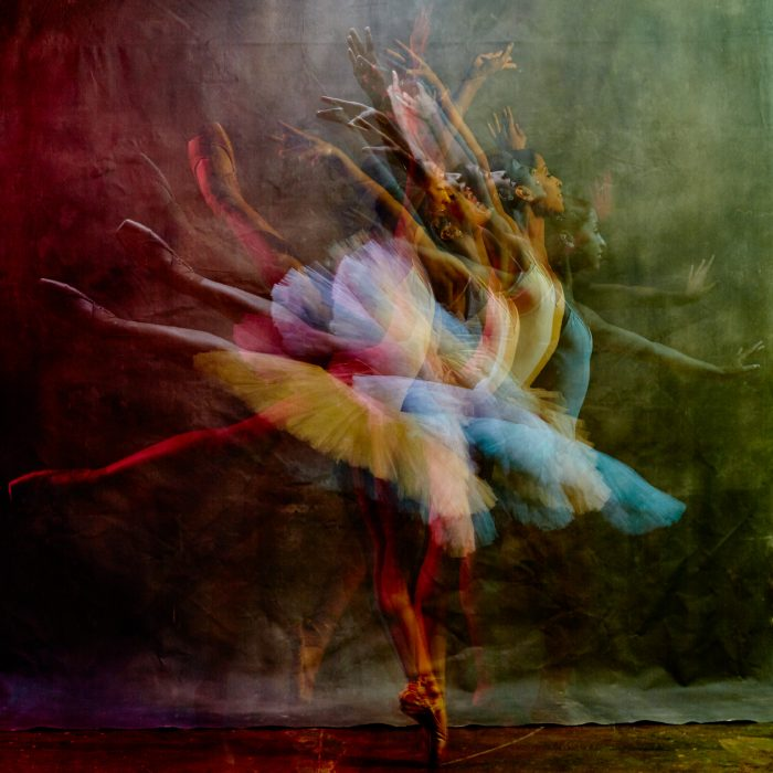 Dancer by Jeremy Cowart