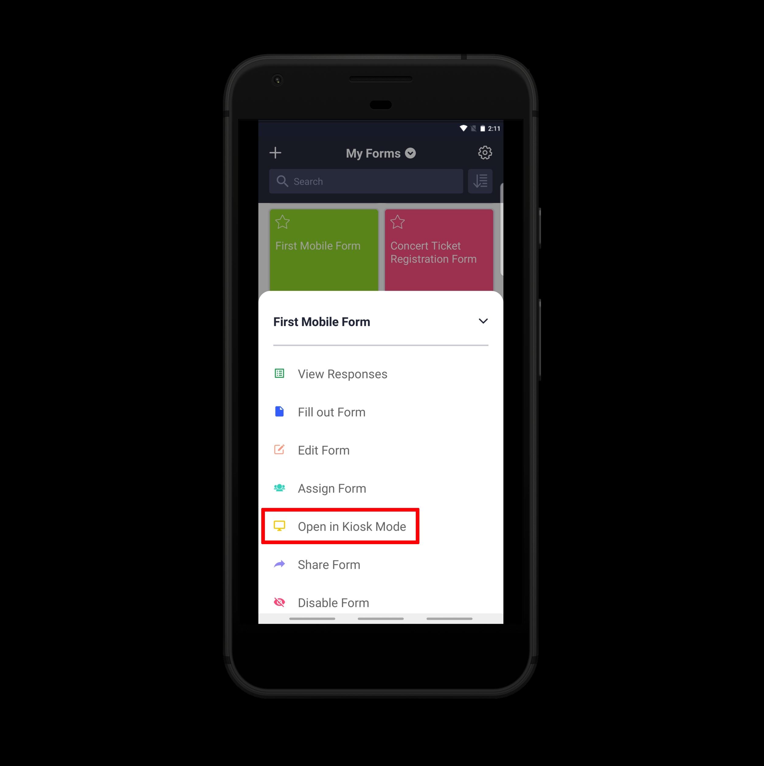 Introducing JotForm Mobile Forms