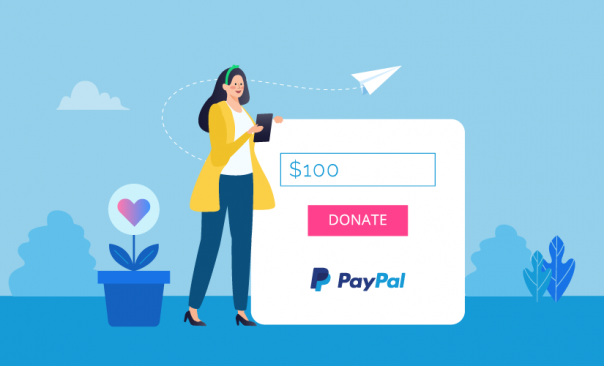 PayPal for nonprofits: Boost donations and streamline giving
