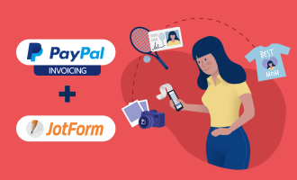 JotForm + PayPal Invoicing integration: A new way to bill