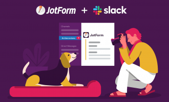 How JotForm + Slack gives a big dog bed maker a leg up