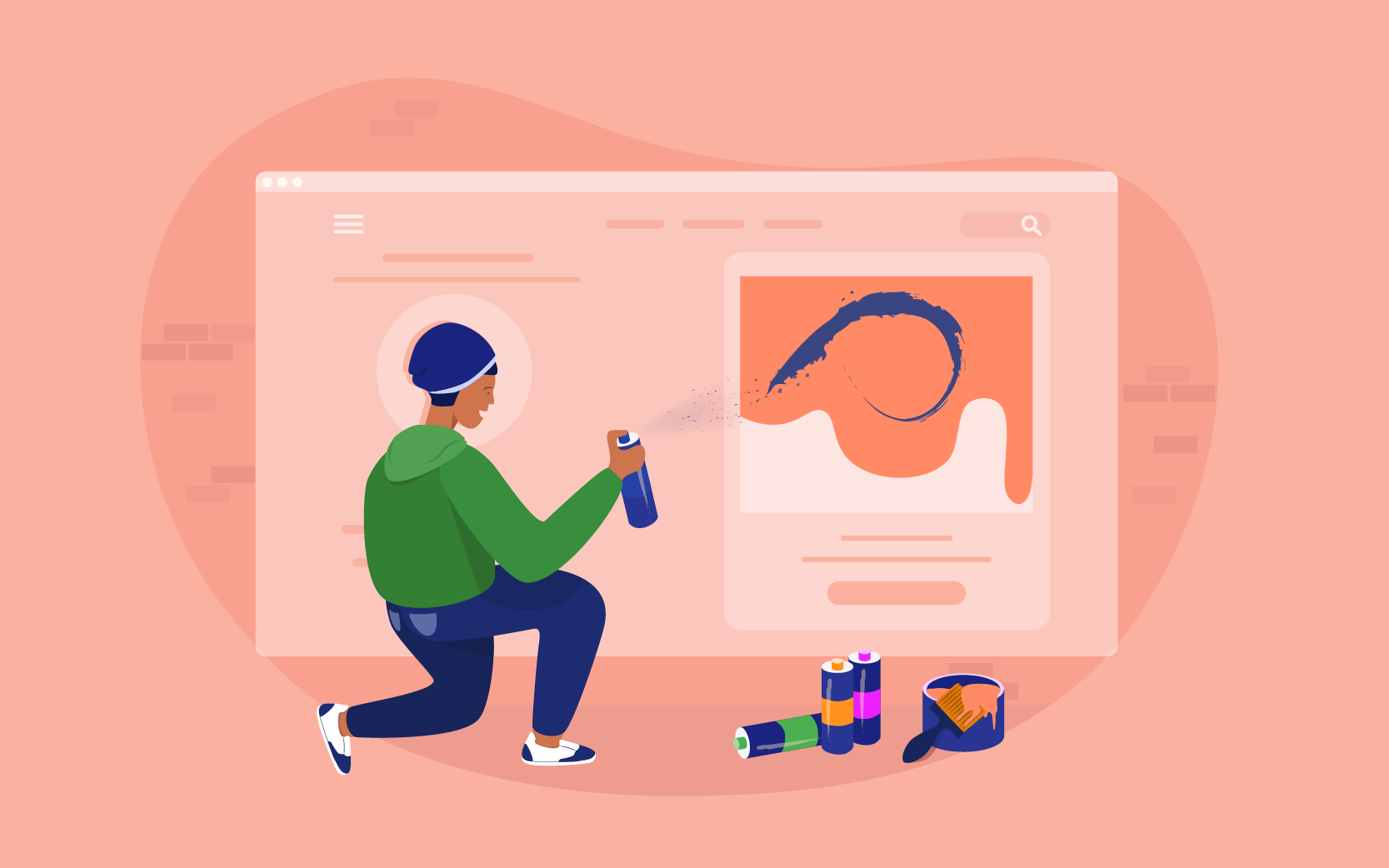 Best artist website builders