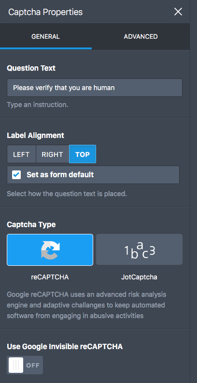 Introducing Google Invisible reCAPTCHA for all forms   The