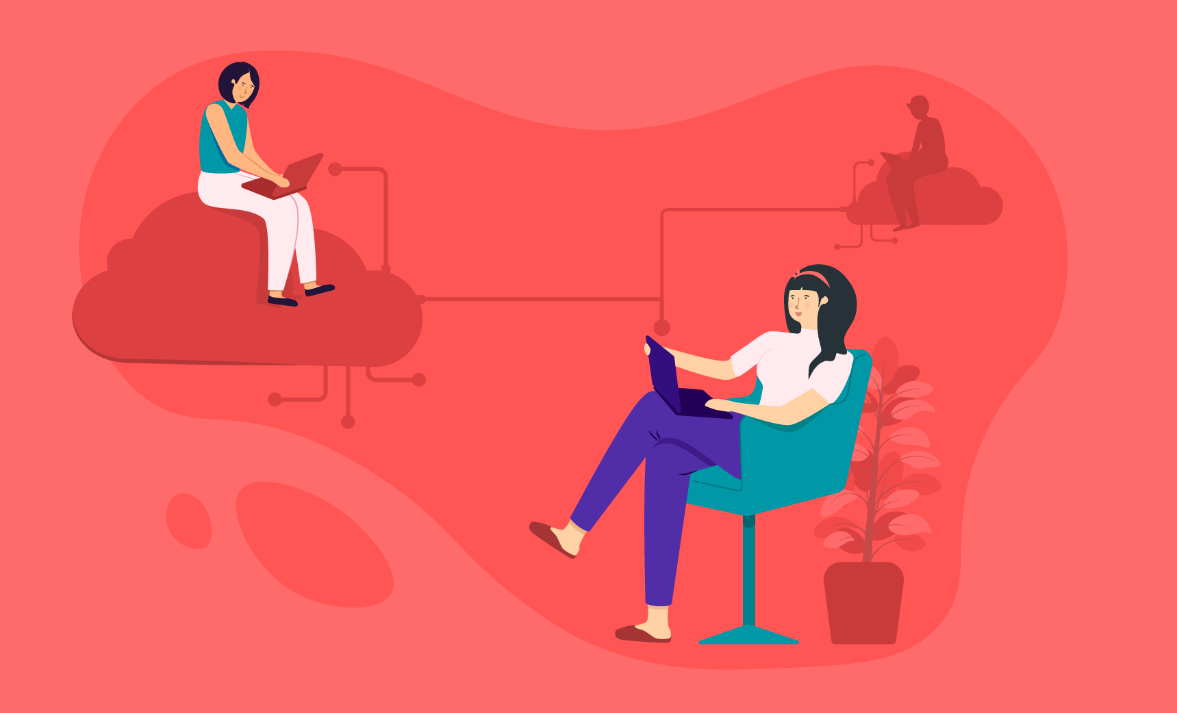 4 tools that solve 4 problems of remote work