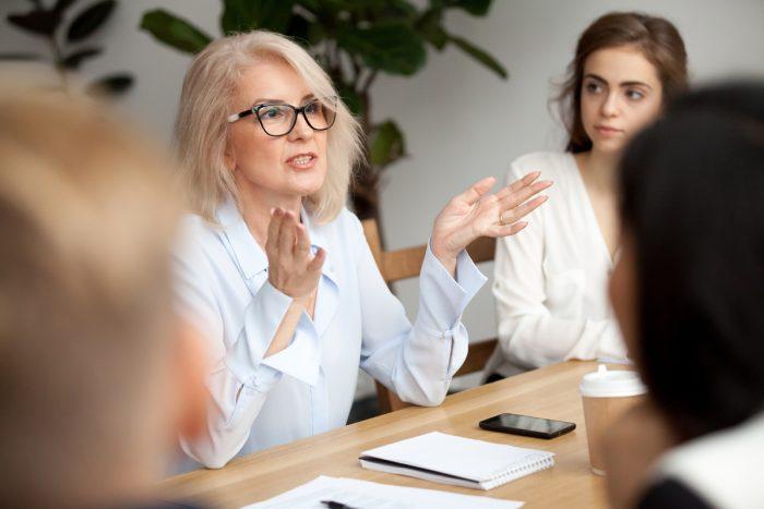 principal introduces edtech management system to teachers
