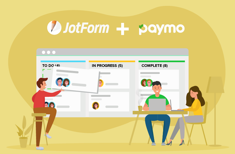 paymo integration with jotform