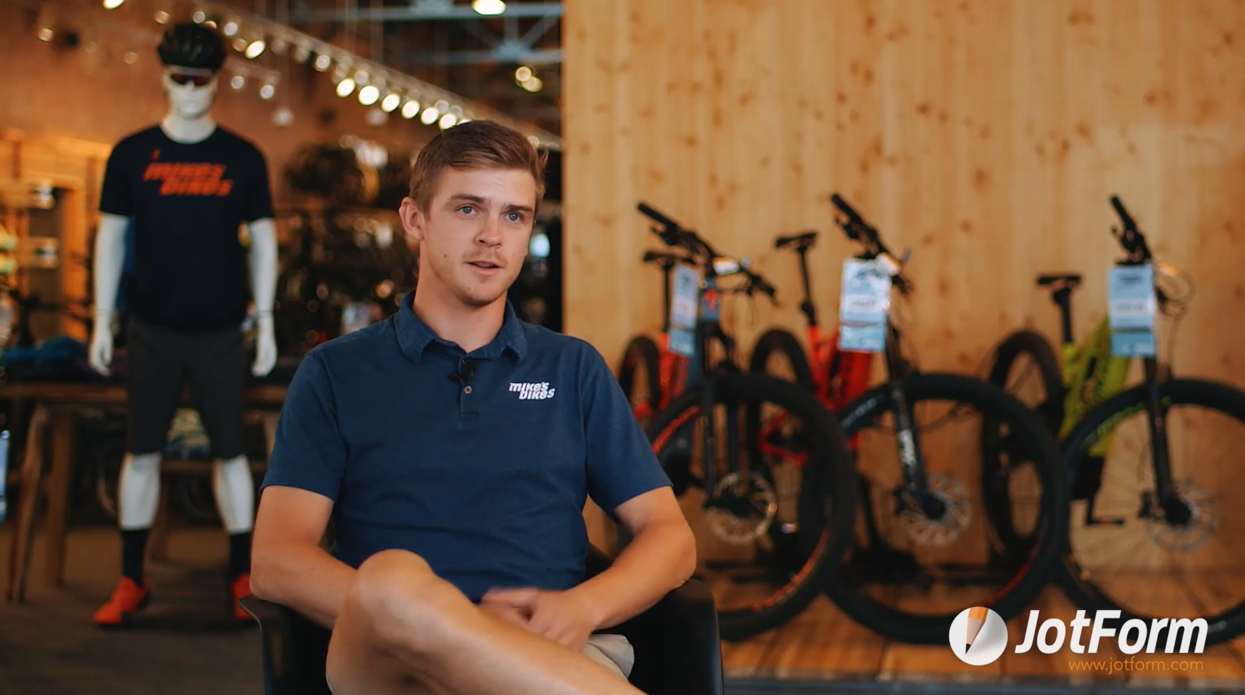 How Mike's Bikes uses JotForm and Trello to drive sales