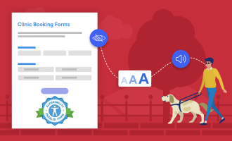 Announcing Accessible Forms: Online forms for all