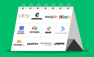 Year in review: New form integrations added in 2019