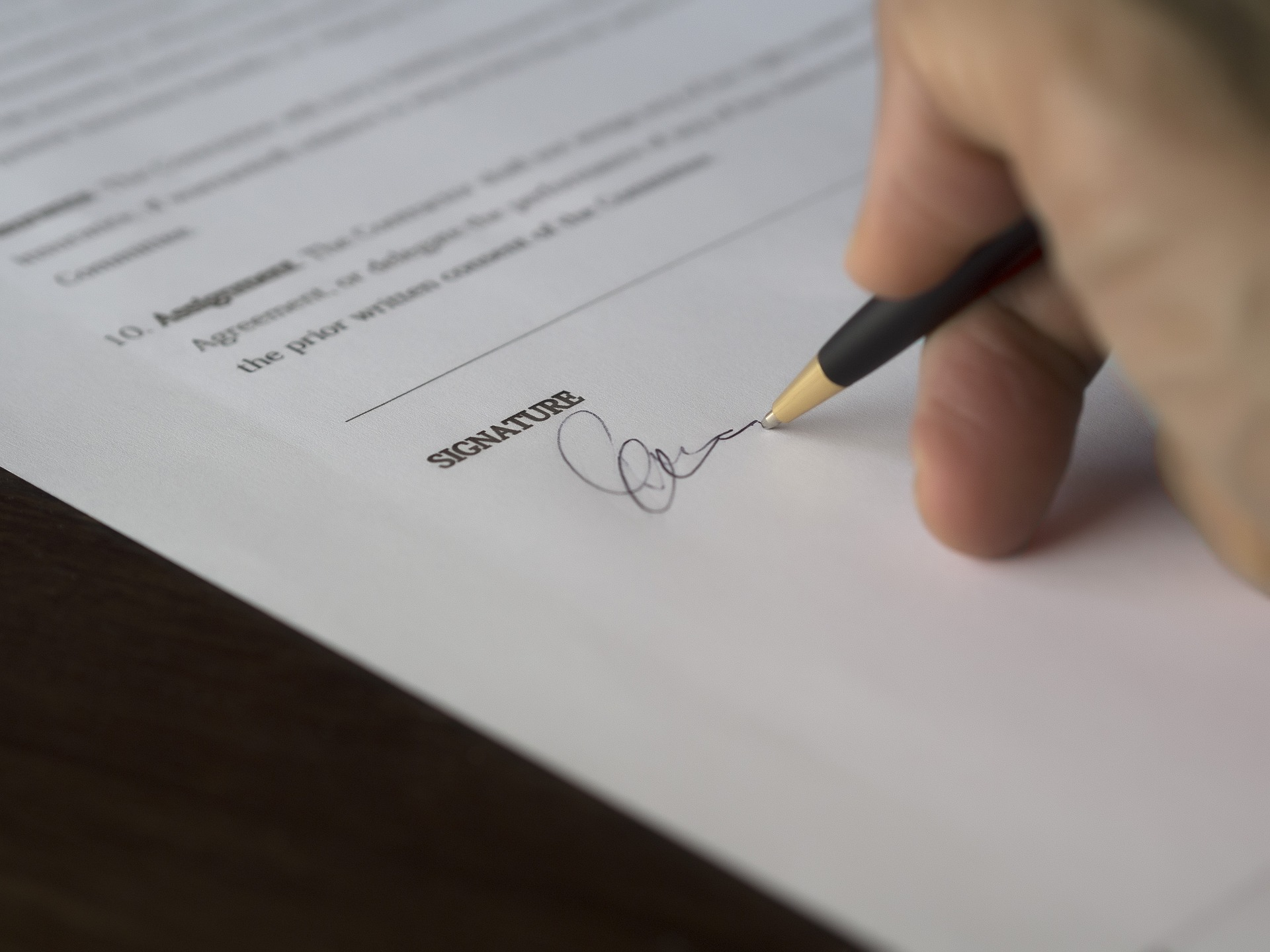 What are the elements of a contract?