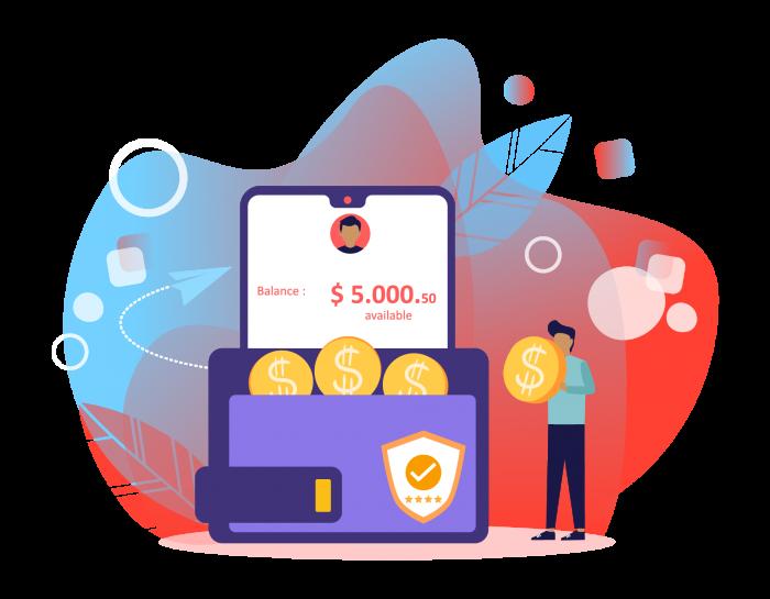 Stripe digital wallet payments