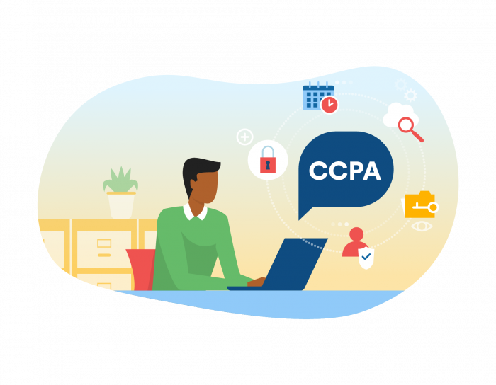 How major companies prepared for the CCPA