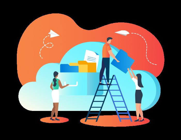 cloud file storage