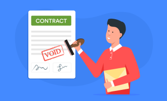 Void vs voidable contracts