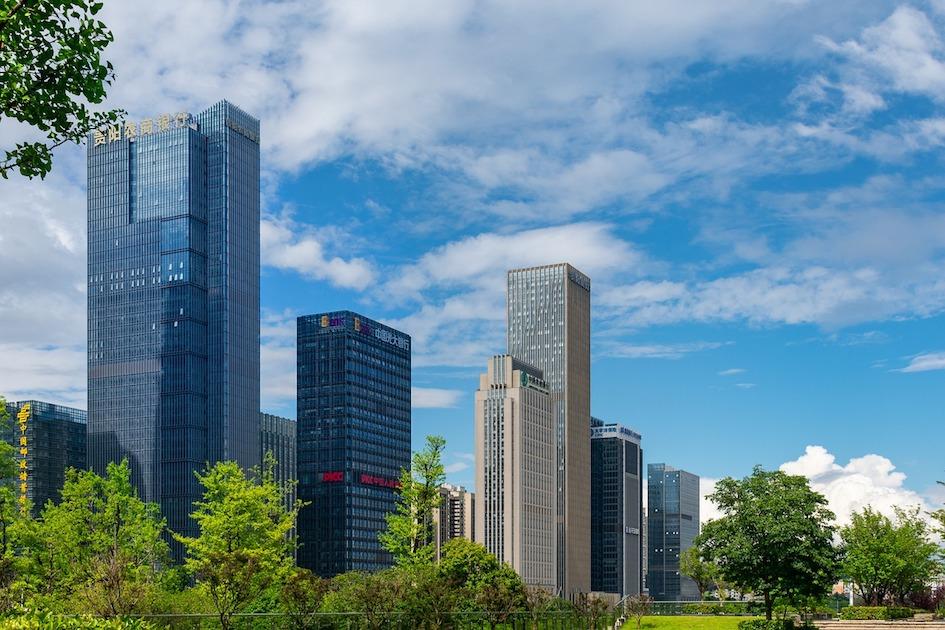 enterprise software company buildings