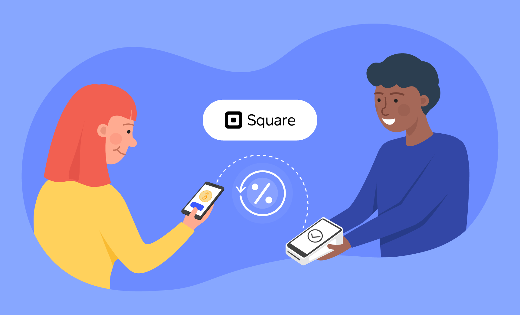 What are Square's transaction fees?