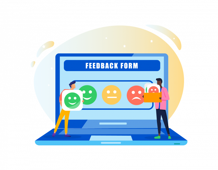 hoe to collect feedback form online