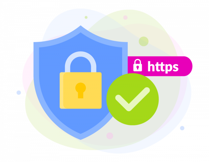 SSL certificates for payment security