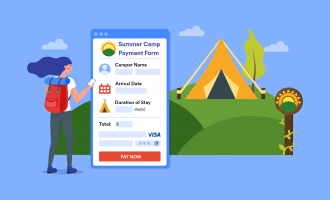 How to run your summer camp better with payment forms