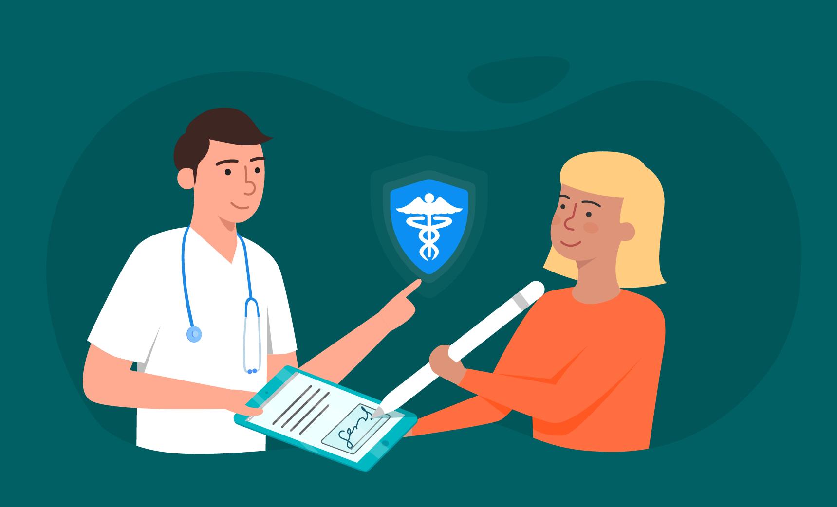 What makes e-signatures HIPAA compliant?