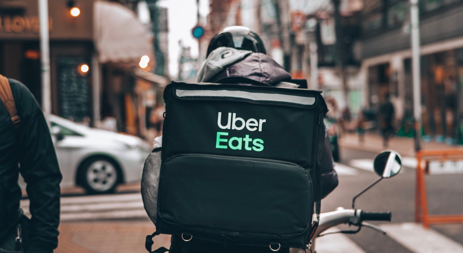 Top 5 Uber Eats alternatives
