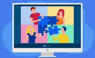 6 virtual team-building activities for remote teams
