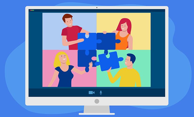 6 virtual team-building activities for remote teams