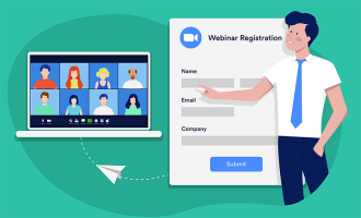 How to collect registrations for Zoom webinars