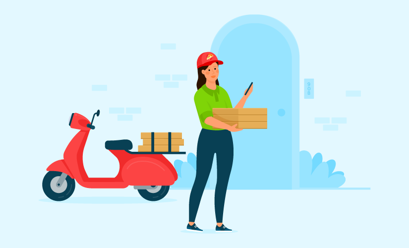 Delivery Businesses india