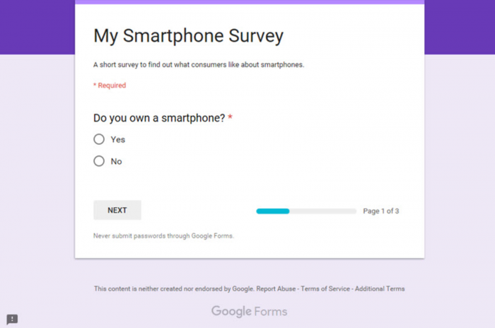 Creating A Survey In Microsoft Word The Jotform Blog
