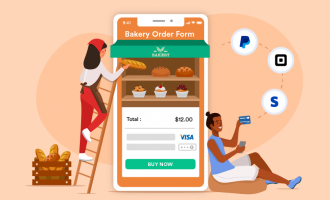 6 tips to sell food online using JotForm
