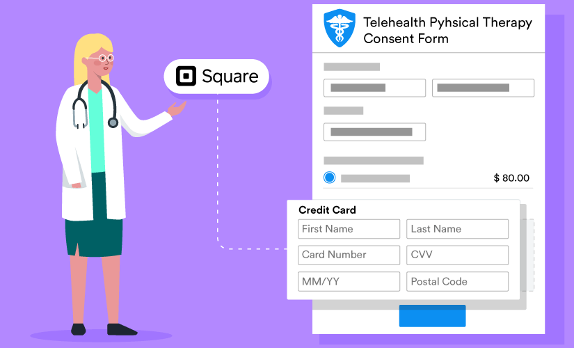 Square is HIPAA Compliant