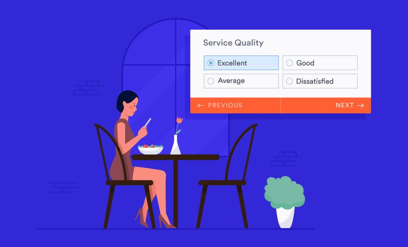 20 restaurant survey questions