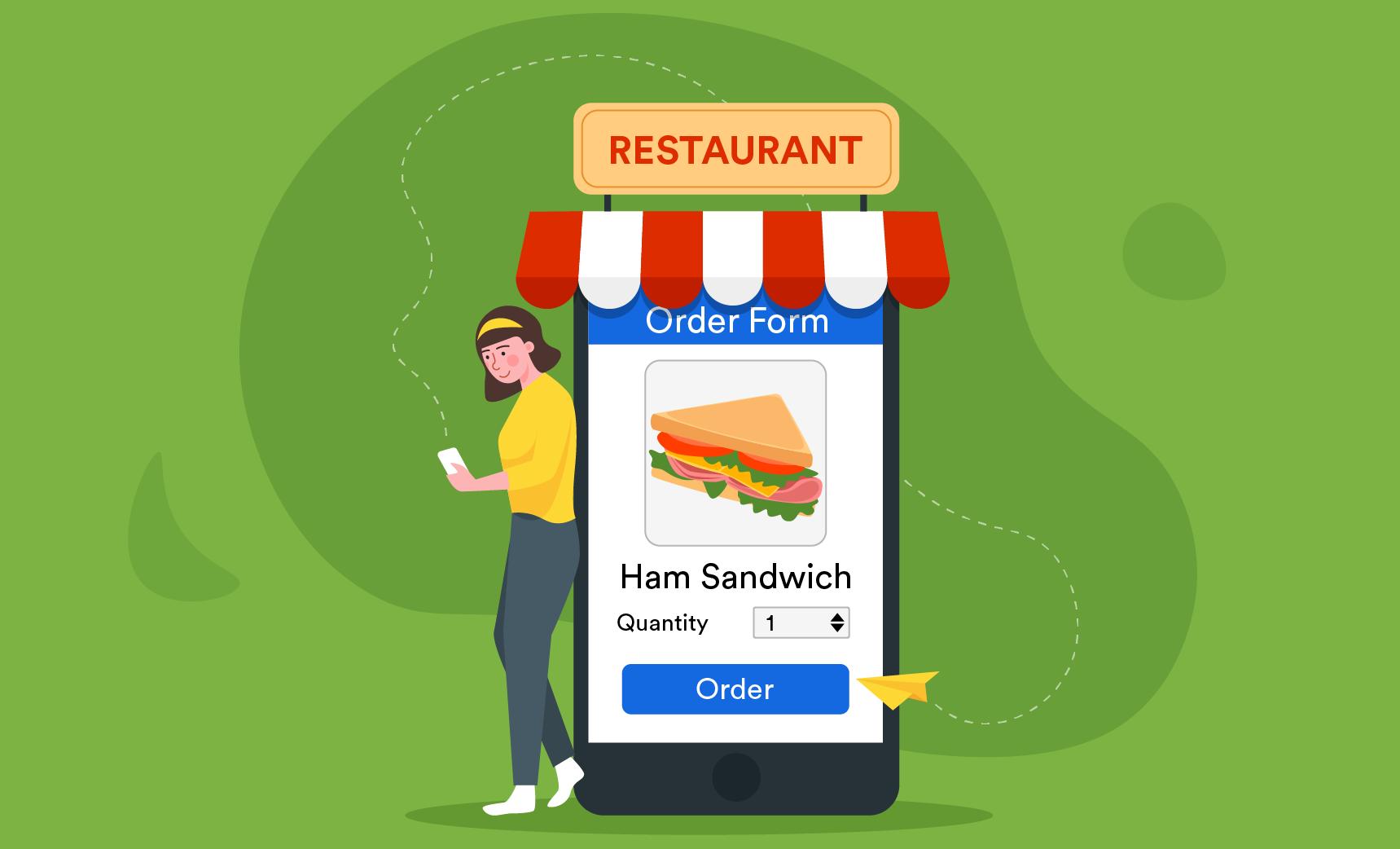8 benefits of online ordering for restaurants