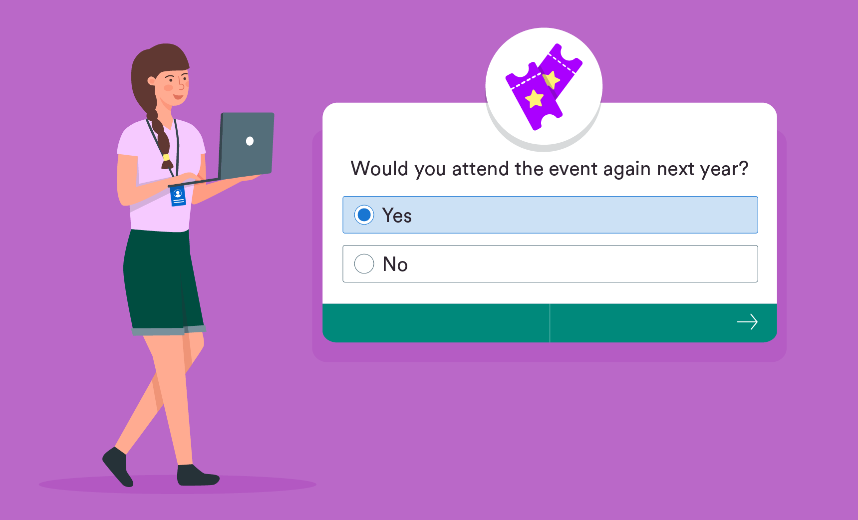 18 post-event survey questions to ask your attendees