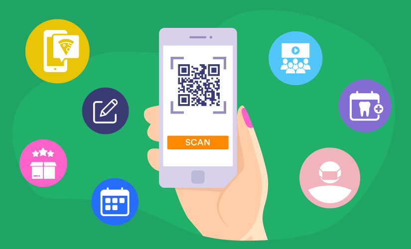 7 ways to use JotForm's QR code feature