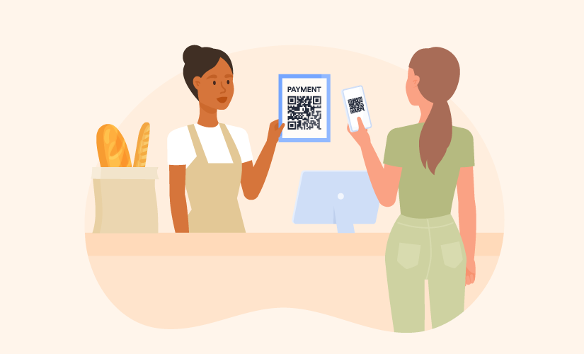 How small businesses can use QR codes