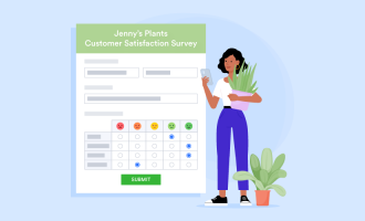 Likert scale survey questions and examples