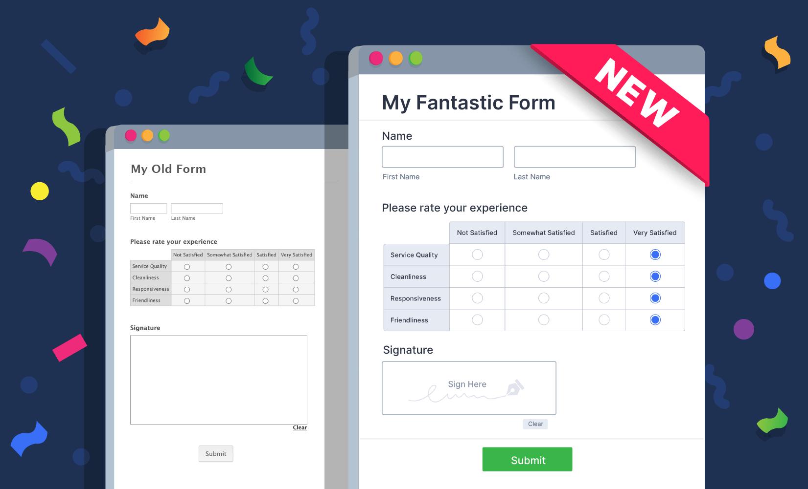 Introducing JotForm's new default form theme