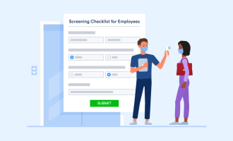 How to screen employees returning to work