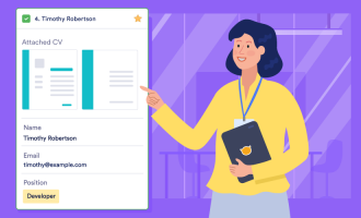 Supercharge your hiring using JotForm Tables