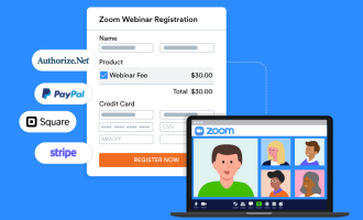4 Zoom payment gateways and methods for your next webinar