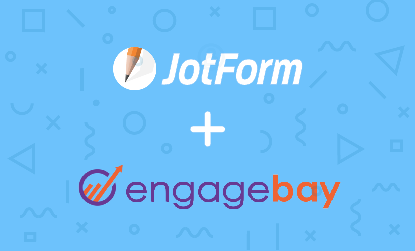 A new JotForm-EngageBay integration to automate your workflow