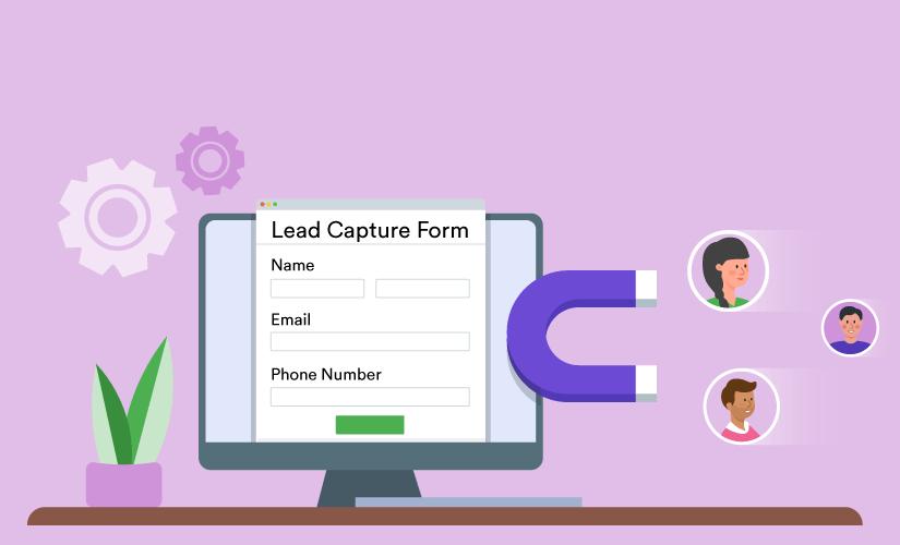 lead capture softwares