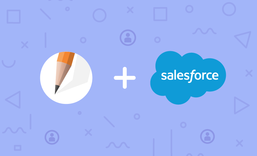 Do even more with our updated Salesforce integration