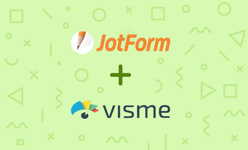 Jazz up your presentations with our Visme integration