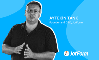 A year-end letter from our CEO, Aytekin Tank