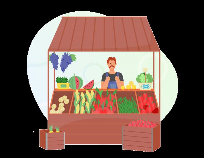 Agricultural marketing methods
