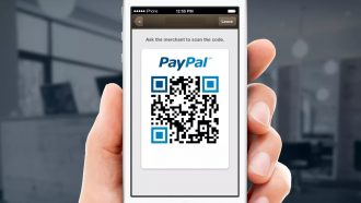 Simplify the payment process with a PayPal QR code